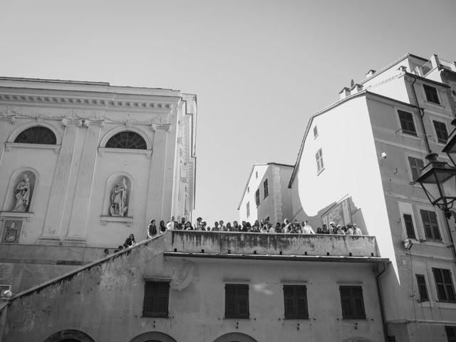 Il matrimonio di Giacomo e Erica a Camogli, Genova 13