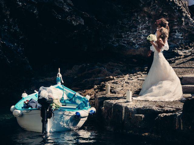 Il matrimonio di Giacomo e Erica a Camogli, Genova 22