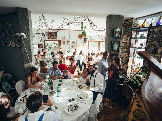 Il matrimonio di Giacomo e Erica a Camogli, Genova 28