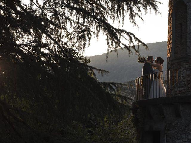 Il matrimonio di Mattia e Giulia a Appiano Gentile, Como 1