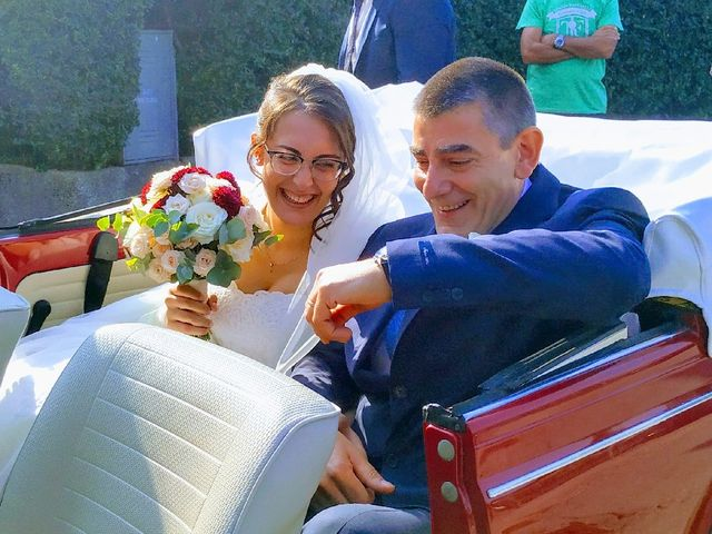 Il matrimonio di Mattia e Giulia a Appiano Gentile, Como 3