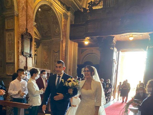 Il matrimonio di Mattia e Giulia a Appiano Gentile, Como 4