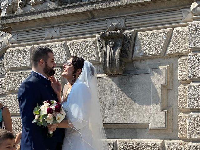 Il matrimonio di Mattia e Giulia a Appiano Gentile, Como 6