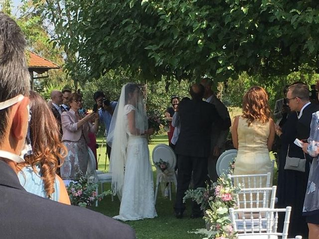 Il matrimonio di Emanuele e Simona a Albanella, Salerno 3