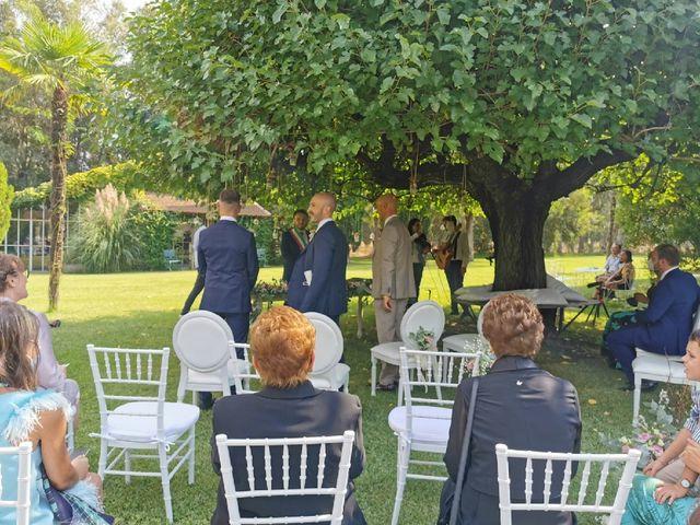 Il matrimonio di Emanuele e Simona a Albanella, Salerno 5