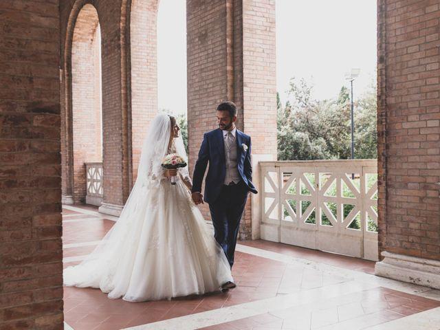 Il matrimonio di Tiziana e Luca a Roma, Roma 22