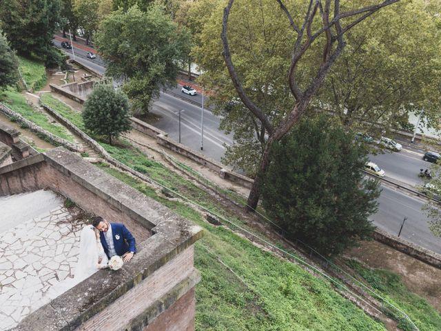 Il matrimonio di Tiziana e Luca a Roma, Roma 29
