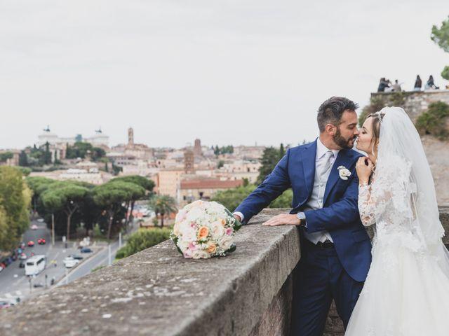 Il matrimonio di Tiziana e Luca a Roma, Roma 30