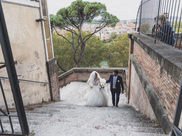 Il matrimonio di Tiziana e Luca a Roma, Roma 31