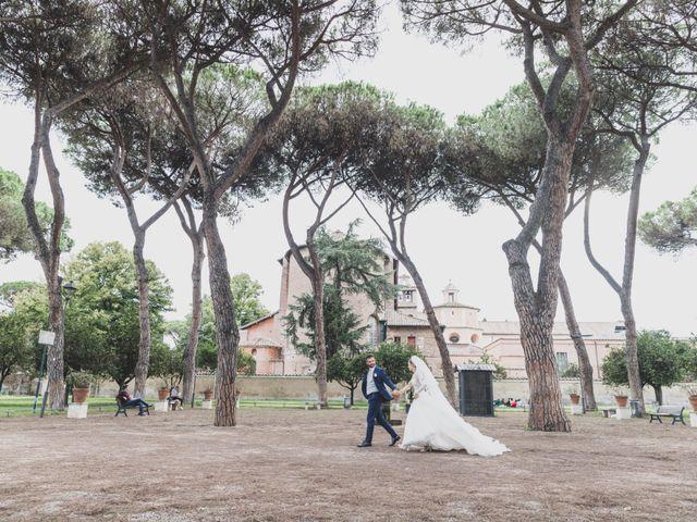 Il matrimonio di Tiziana e Luca a Roma, Roma 32