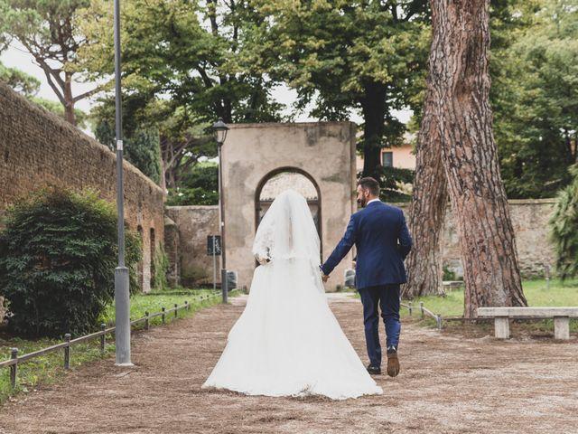 Il matrimonio di Tiziana e Luca a Roma, Roma 33