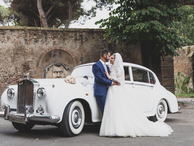 Il matrimonio di Tiziana e Luca a Roma, Roma 34