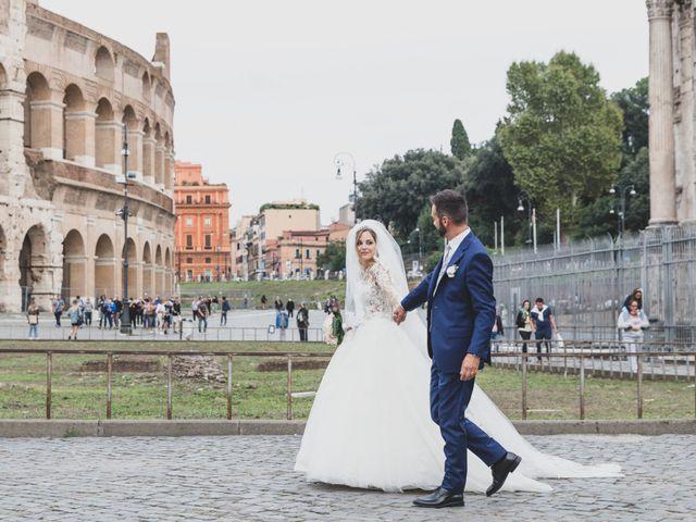 Il matrimonio di Tiziana e Luca a Roma, Roma 36