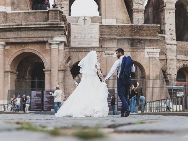 Il matrimonio di Tiziana e Luca a Roma, Roma 37