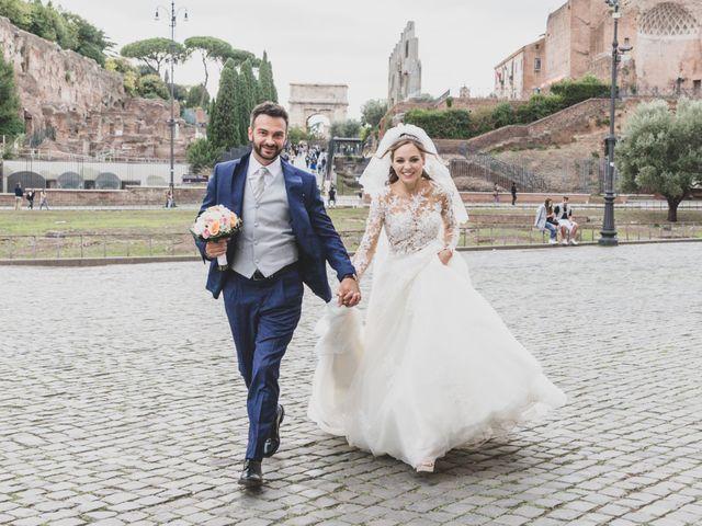 Il matrimonio di Tiziana e Luca a Roma, Roma 38