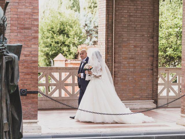 Il matrimonio di Tiziana e Luca a Roma, Roma 45
