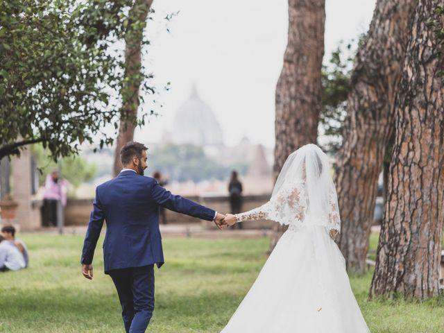 Il matrimonio di Tiziana e Luca a Roma, Roma 51