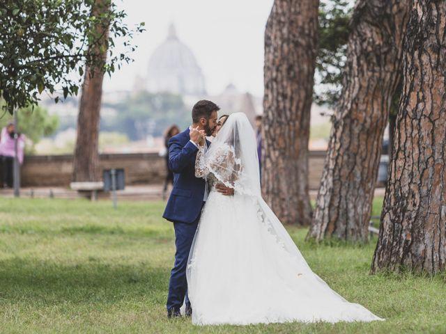 Il matrimonio di Tiziana e Luca a Roma, Roma 52