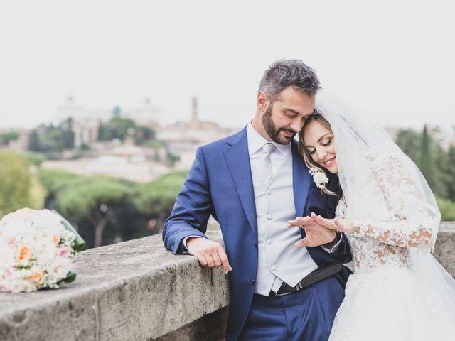 Il matrimonio di Tiziana e Luca a Roma, Roma 53