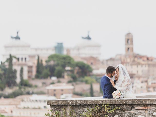Il matrimonio di Tiziana e Luca a Roma, Roma 55