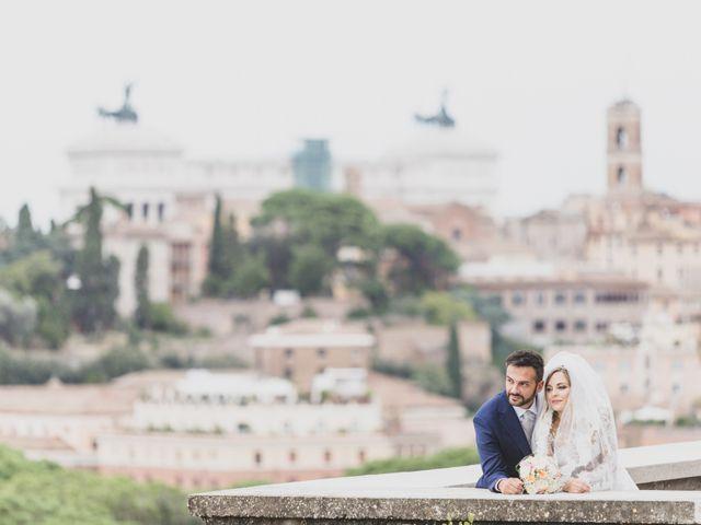 Il matrimonio di Tiziana e Luca a Roma, Roma 56