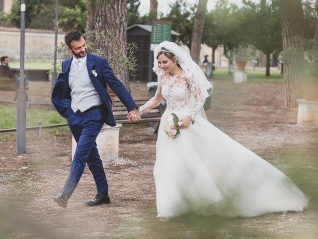 Il matrimonio di Tiziana e Luca a Roma, Roma 58