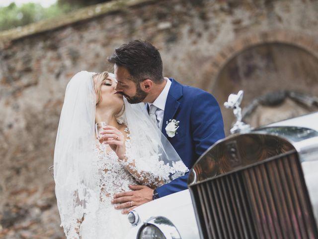 Il matrimonio di Tiziana e Luca a Roma, Roma 59