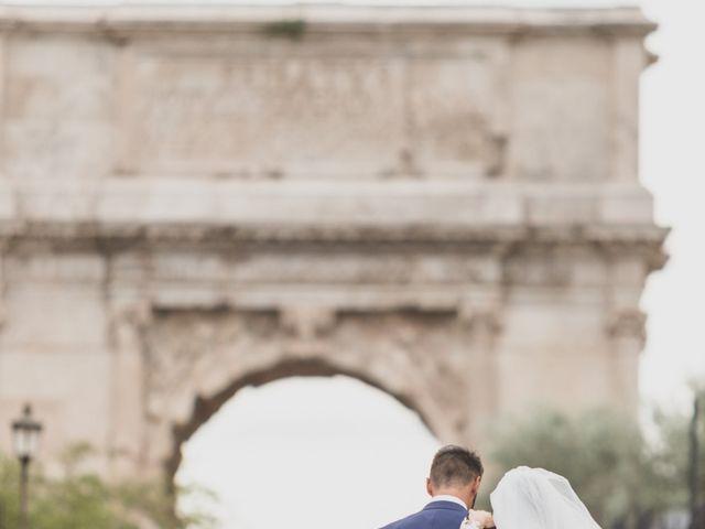 Il matrimonio di Tiziana e Luca a Roma, Roma 60