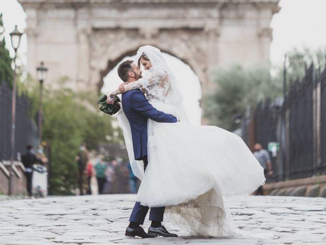 Le nozze di Luca e Tiziana