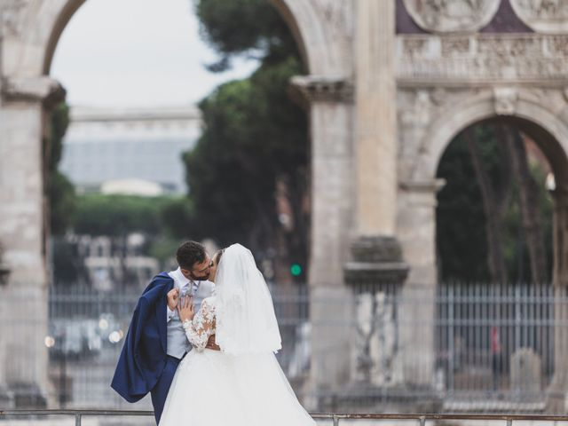 Il matrimonio di Tiziana e Luca a Roma, Roma 61