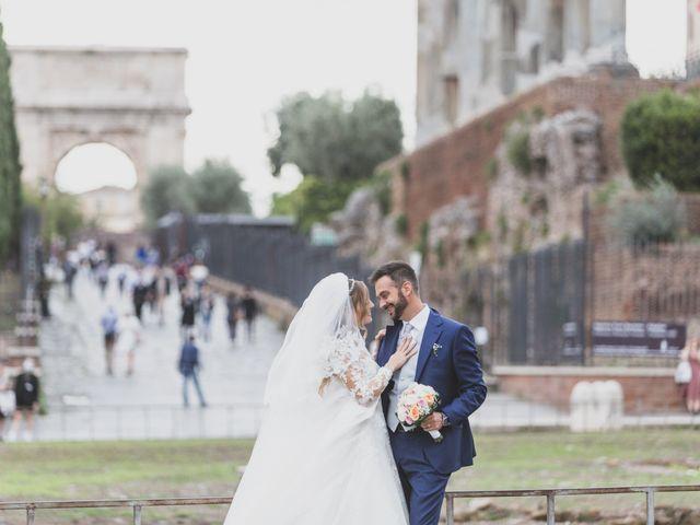 Il matrimonio di Tiziana e Luca a Roma, Roma 62