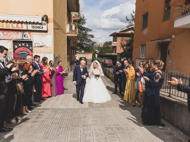 Il matrimonio di Tiziana e Luca a Roma, Roma 82