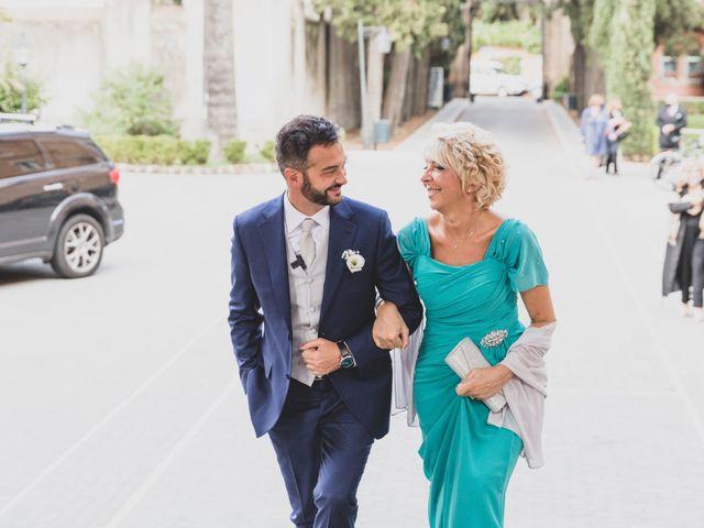 Il matrimonio di Tiziana e Luca a Roma, Roma 84
