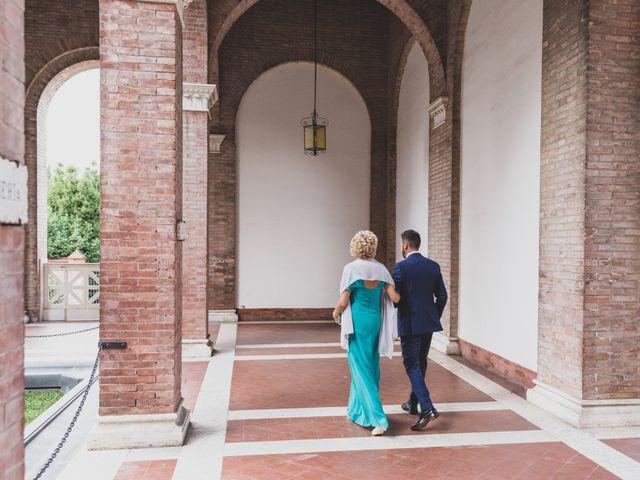 Il matrimonio di Tiziana e Luca a Roma, Roma 85