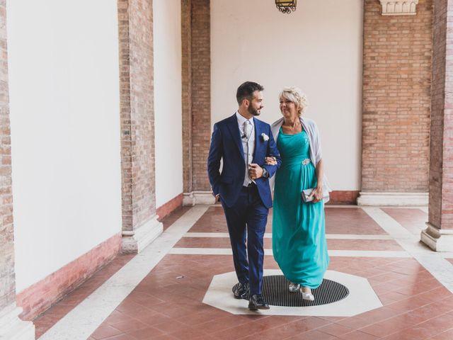 Il matrimonio di Tiziana e Luca a Roma, Roma 86