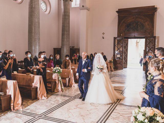 Il matrimonio di Tiziana e Luca a Roma, Roma 89
