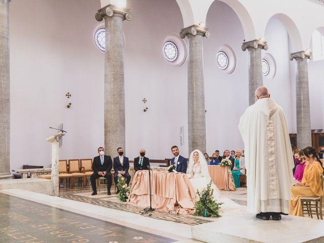 Il matrimonio di Tiziana e Luca a Roma, Roma 92