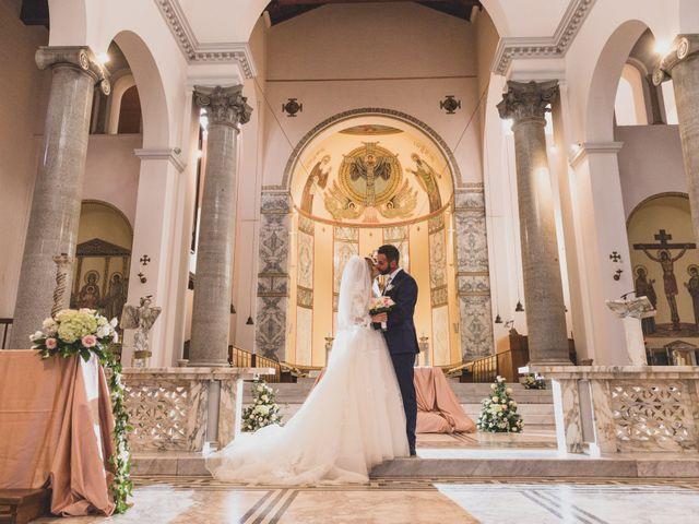 Il matrimonio di Tiziana e Luca a Roma, Roma 101