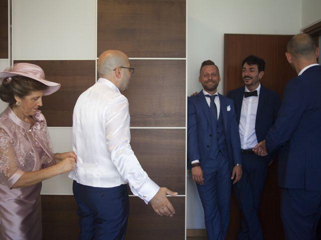 Il matrimonio di Luigi e Katarina a Buja, Udine 5