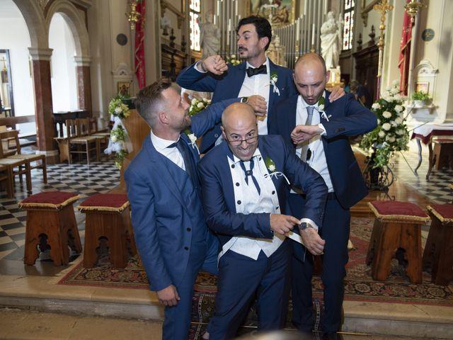 Il matrimonio di Luigi e Katarina a Buja, Udine 13