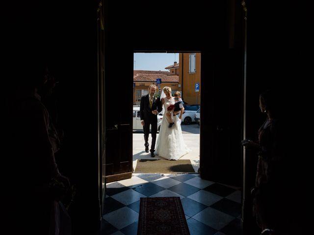 Il matrimonio di Luigi e Katarina a Buja, Udine 14
