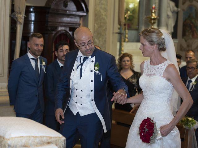Il matrimonio di Luigi e Katarina a Buja, Udine 16