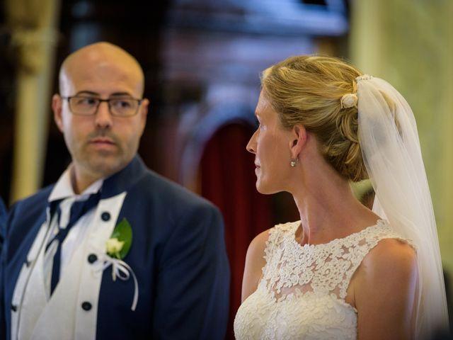 Il matrimonio di Luigi e Katarina a Buja, Udine 17