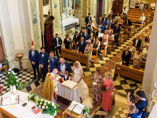 Il matrimonio di Luigi e Katarina a Buja, Udine 18