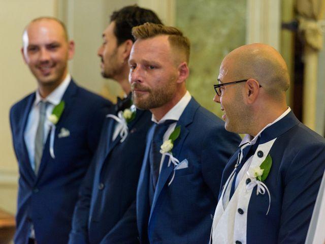 Il matrimonio di Luigi e Katarina a Buja, Udine 19