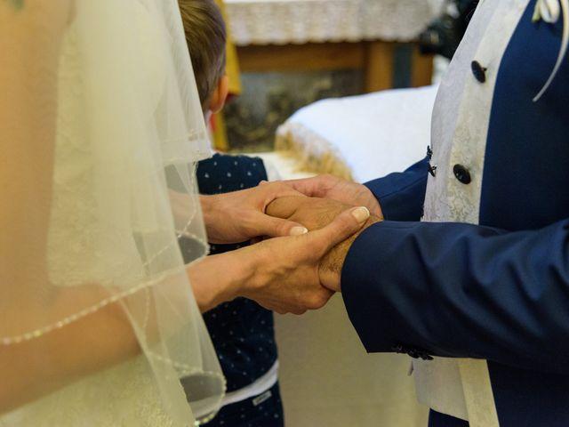 Il matrimonio di Luigi e Katarina a Buja, Udine 20