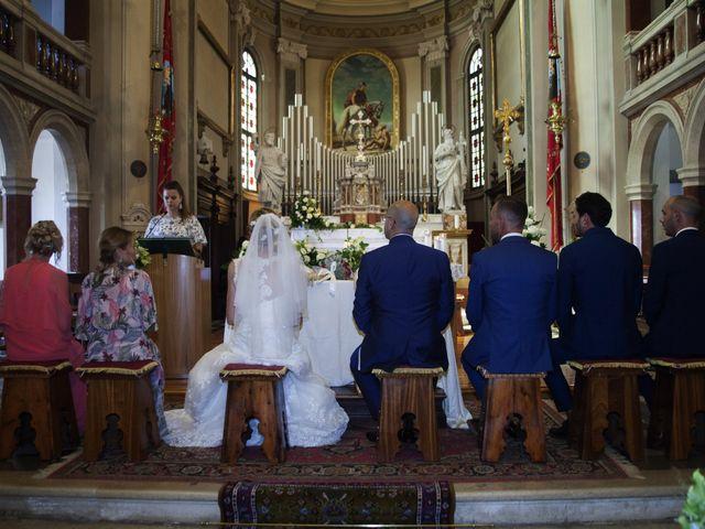 Il matrimonio di Luigi e Katarina a Buja, Udine 22