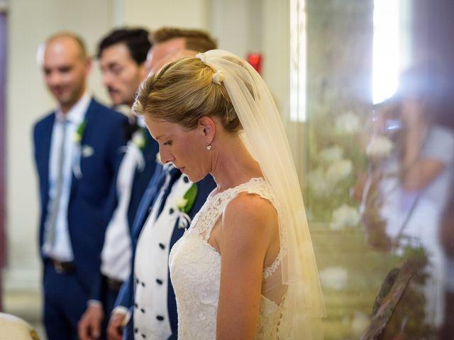 Il matrimonio di Luigi e Katarina a Buja, Udine 23