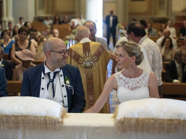 Il matrimonio di Luigi e Katarina a Buja, Udine 24