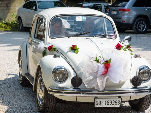 Il matrimonio di Luigi e Katarina a Buja, Udine 28